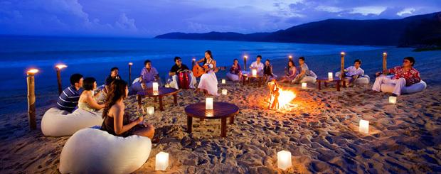 Beach Parties in Mumbai