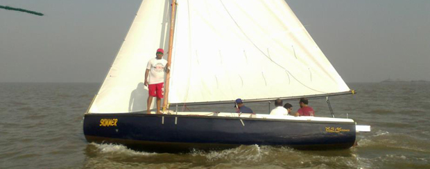 First Time Sailing in Mumbai