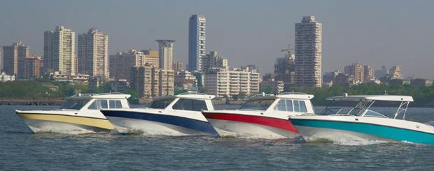 Mumbai Mandwa Speedboat Charter Service
