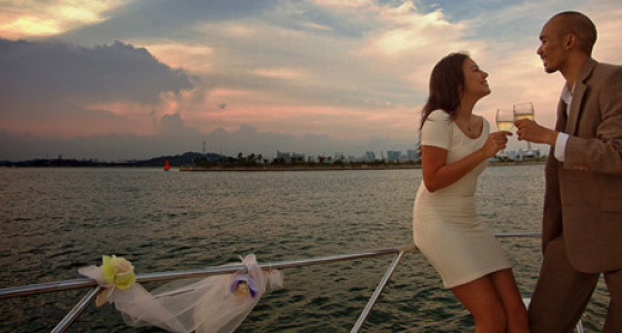 Valentines Day Yacht Cruise in Mumbai