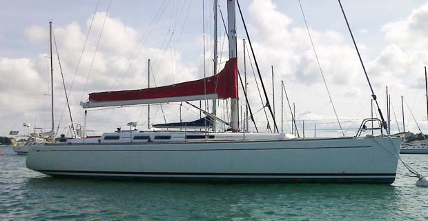 Grand Soleil 45 Sail Yacht on Hire in Mumbai