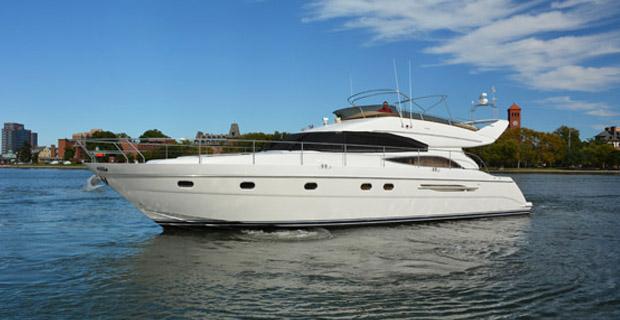 Princess 61 Yacht Mumbai Cover