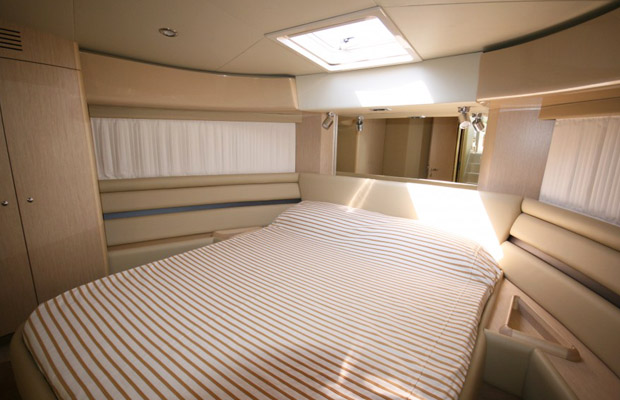 Ferretti 550 Yacht Mumbai
