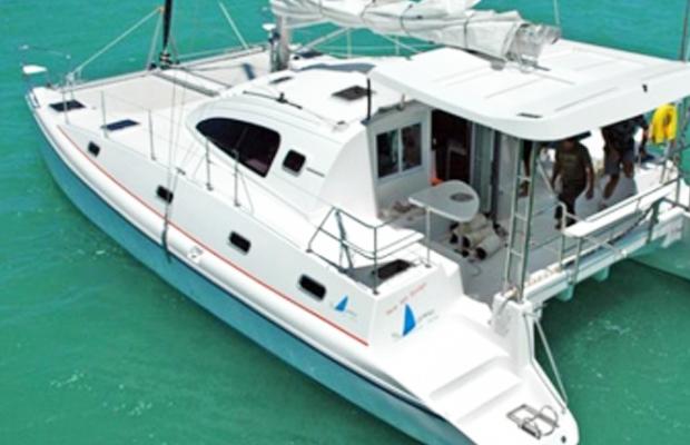 Island Spirit 401 Catamaran Mumbai