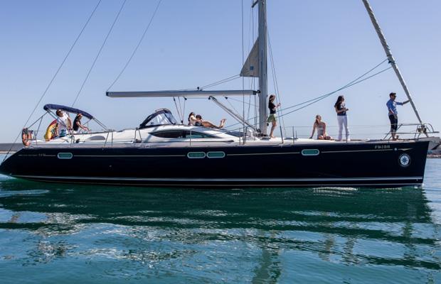 Jeanneau 54 Yacht Mumbai