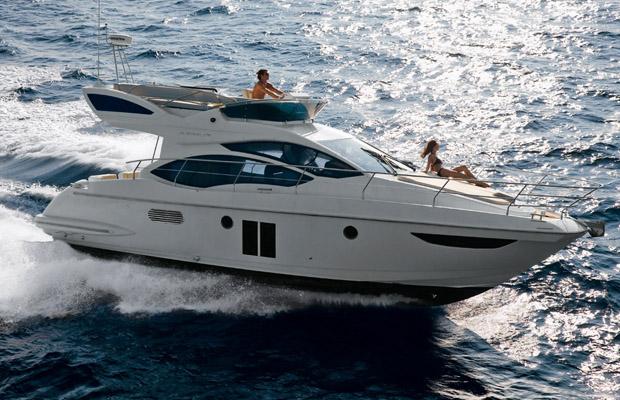 Azimut 38 Yacht Mumbai 1
