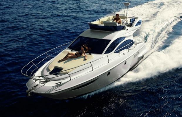 Azimut 38 Yacht Mumbai 2