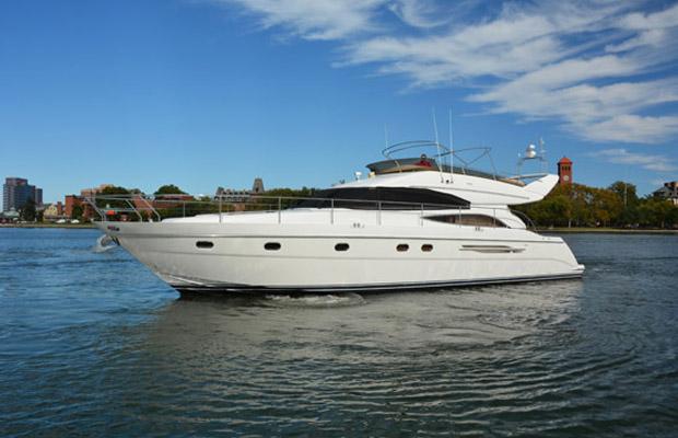 Princess 61 Yacht Mumbai 1