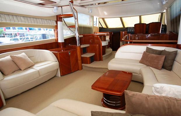 Princess 61 Yacht Mumbai 4