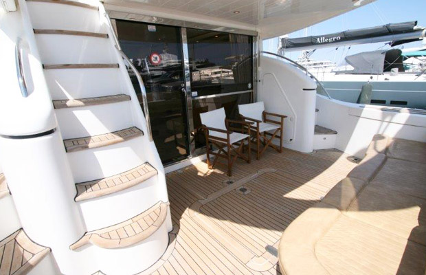 Princess 61 Yacht Mumbai 5