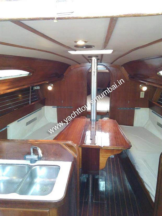 X-372 Yacht Mumbai