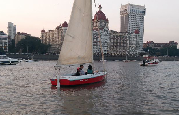 Lightning Sailboat on Charter in Mumbai