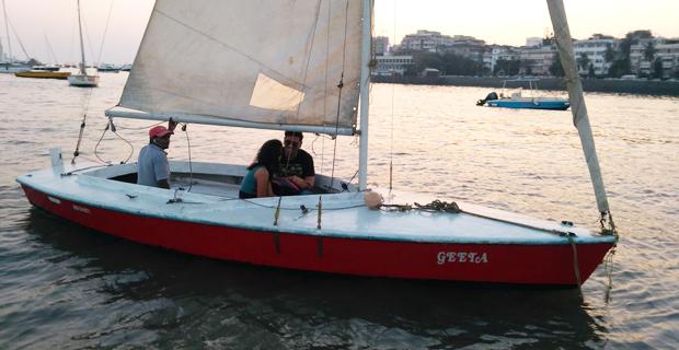 Lightning Sailboat on Charter in Mumbai