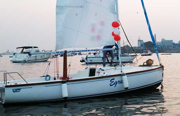 XS 63 Sailing in Mumbai