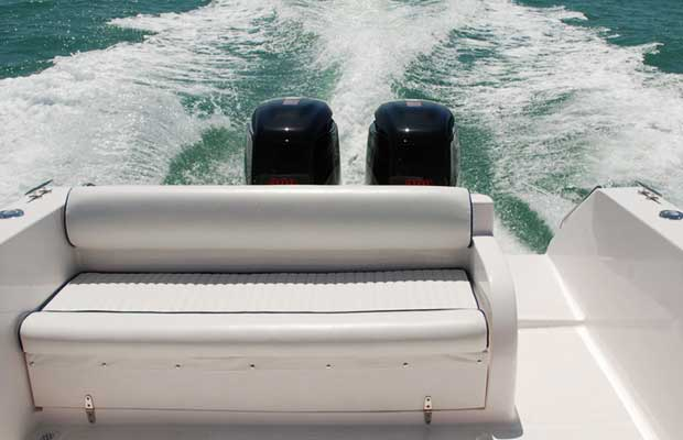Gulf Craft 31 Speedboat on Charter in Mumbai