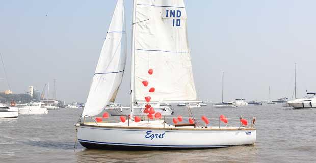 XS 63 Sailboat on Charter in Mumbai