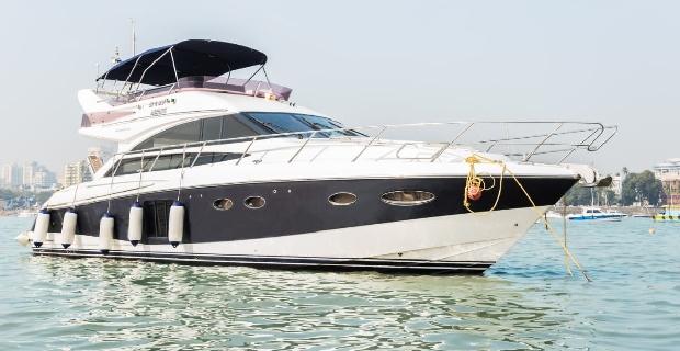 Princess 54 Yacht Mumbai