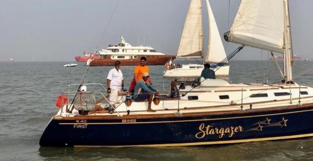 XS 40 Sail Yacht Mumbai